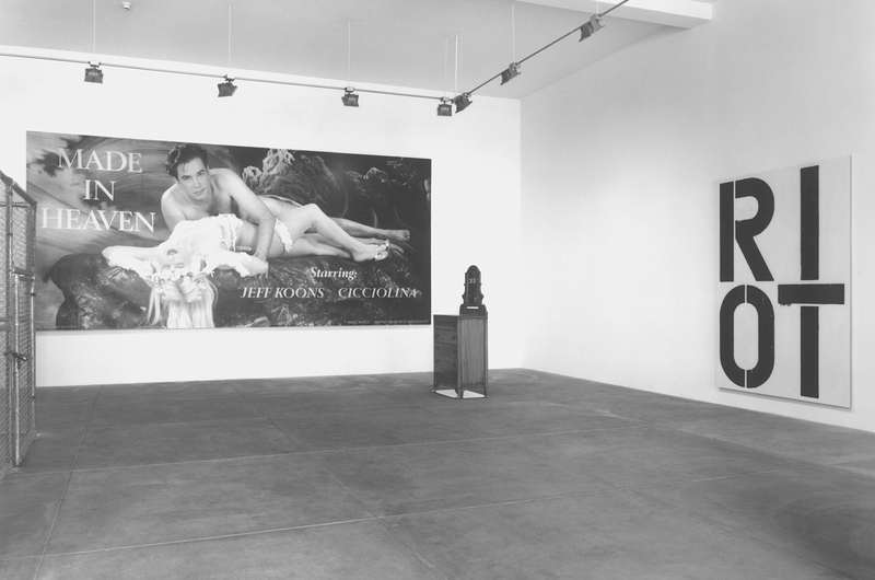 Larry Clark, Robert Gober, Mike Kelley, Jeff Koons, Cady Noland, Richard Prince, Charles Ray, Cindy Sherman, Christopher Wool - Galerie Max Hetzler
