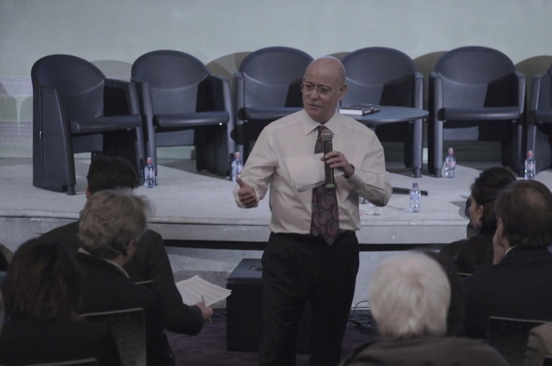 Lecture by Jeremy Rifkin - Galerie Max Hetzler